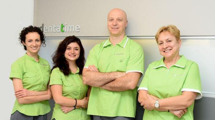 Клиника Дентатайм с нов сайт